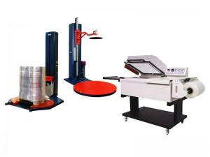 paletizadora manual e paletizadora automatica